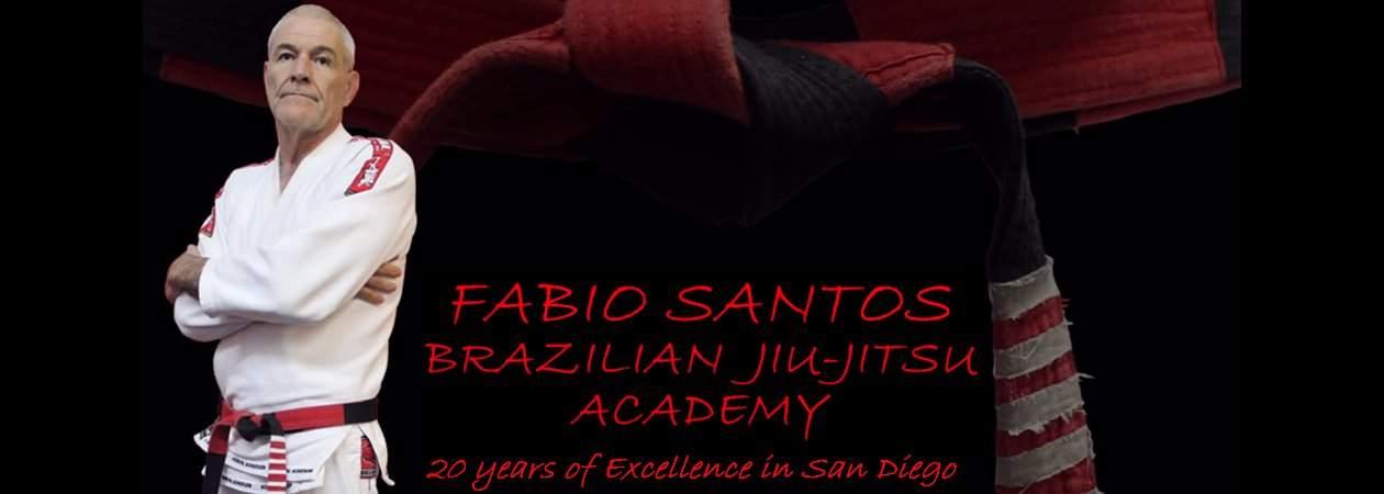 Fabio Santos Brazilian Jiu-Jitsu